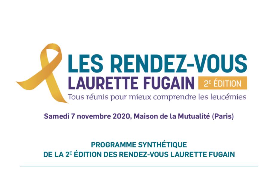 Rendez-vous Laurette Fugain 2020