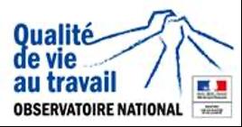 Qualité de vie au travail - Observatoire national